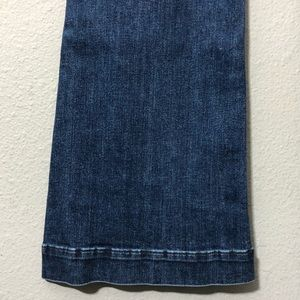 7 For All Mankind Jeans - 7 Seven For All Mankind Dojo Jeans Denim Blue Wide
